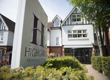 Highgate Private Hospital North London