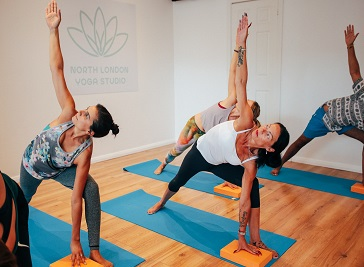 North London Yoga Studio