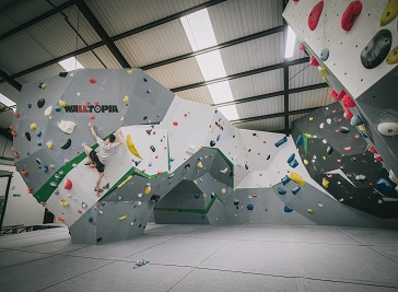 Stronghold Climbing Centre