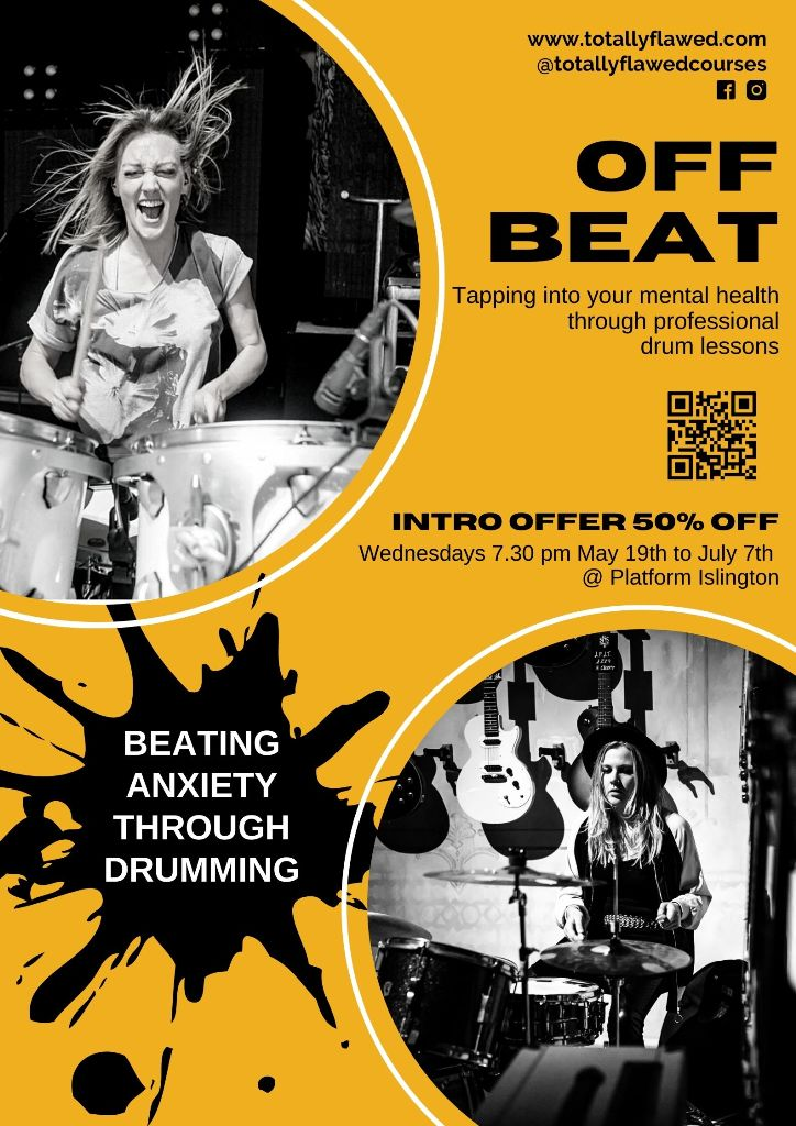 OFF BEAT Flyer